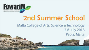 FowariM 2nd Summer School – 2-6 July 2018