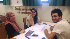 The mediterranean young innovators of CIHEAM Bari in action!