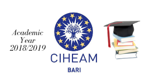 The CIHEAM Bari Master courses of the new A. Y. 2018/2019 started
