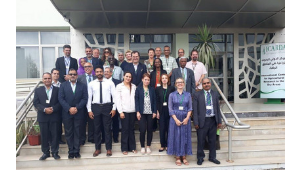 Strengthening knowledge management for greater development effectiveness in the Near East, North Africa, Central Asia and Europe | Inception and partnership building workshop October, 9-10 2018, Rabat (Morocco)