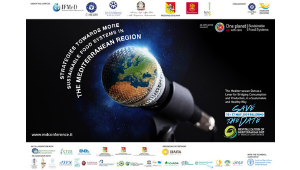 Strategies towards more sustainable food systems in the Mediterranean Region - 2nd World Conference | Palermo (Italy), 15-17 may 2019