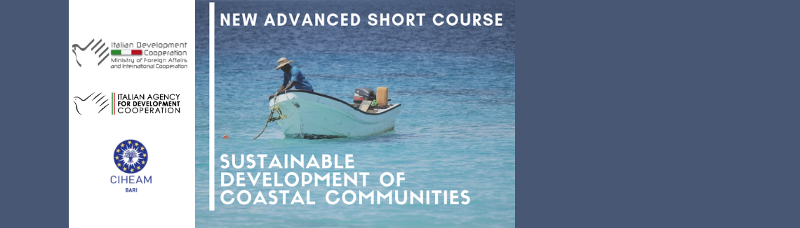 "New Course on ""Sustainable Development of Coastal Communities"""