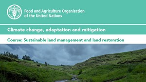 "E-learning course: ""Sustainable Land Management and Restoration"""