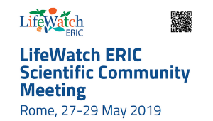 LifeWatch Scientific Community Meeting | 27-29 maggio, Roma